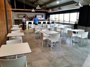 Nueva cafeteria en nuevo centro comercial de Ciutadella